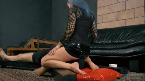 Mistress Anette - Pussy On His Face Ii