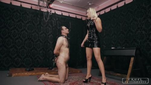 Mistress Anette - Severe Femdom - Three Steps Of Humiliation - Part 3