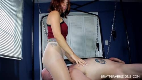 Facesitting Fantasies - Big Ass And Nylons