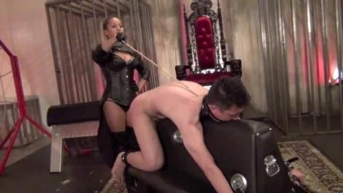 Goddess Lana - The Cruelest Of Intentions