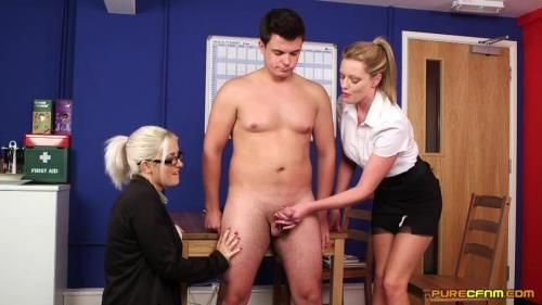 Lu Elissa, Holly Kiss - Office Moonlighting