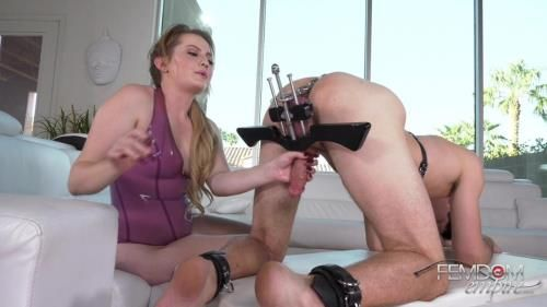 Mistress Britney - Blue Balls Released