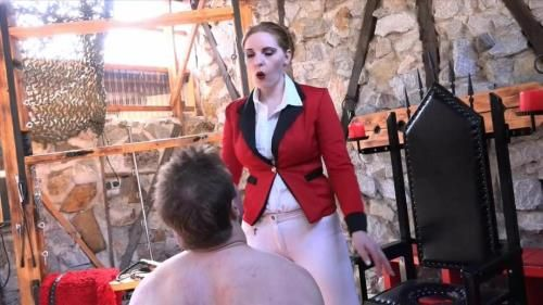 Mistress Cloe - Cruel Slaps From The Ridingmistress