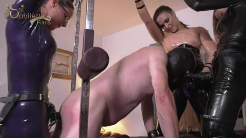 Mistress Krush, Mistress Serena, Mistress Paris - Eager Little Whore