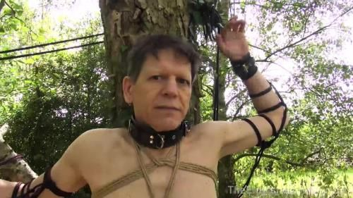 Mistress Amrita - Tree Tied Torment - Part 3