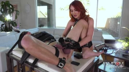 Mistress Kendra James - Involuntary Anal Stretch