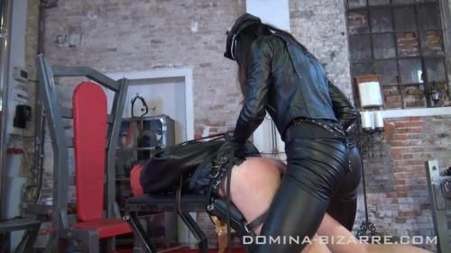 Lady Mephista - Strenge Ledersession Teil 3