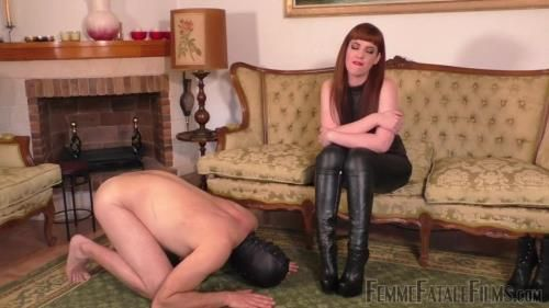Miss Zoe - Boot Worship Day