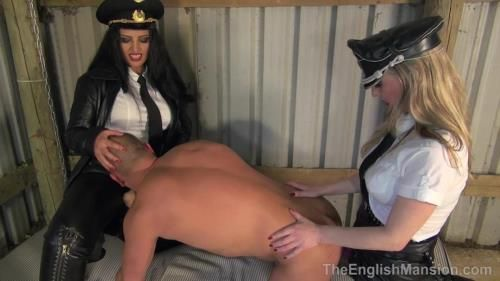 Mistress Ezada Sinn, Mistress Sidonia - Bitch Fucked - Complete Film
