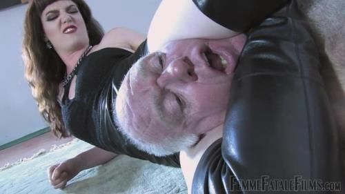 Miss Zoe - Booted For Domination
