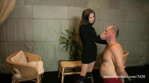 Lady Victoria - C274 Faceslapping