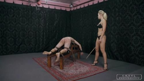 Mistress Anette - Severe Femdom - The Taste Of Cruelty - Part 1