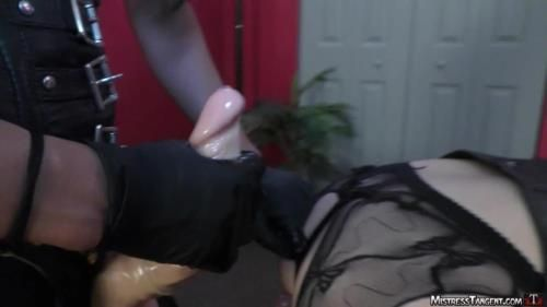 So Tight Is This Slave Ass Mistress Tangent Punishes