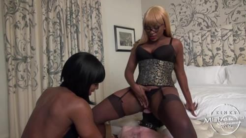 Ava Black, Mistress Kiana - Ass Licking