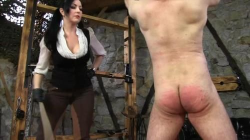 Mistress Kassi - Caning Is Fun