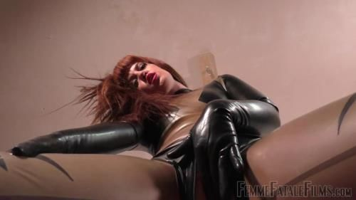 Miss Zoe - Lusting Over Latex - Super Hd - Part 2