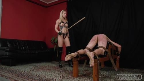 Mistress Anette - Severe Femdom - Good Things In Having A Slave Part1