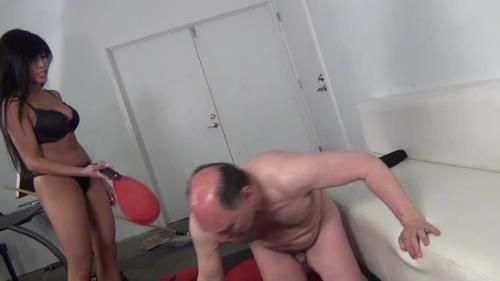 Cocky Fool Transformed Into Obedient Eunuch Starring Goddess Ember Snow
