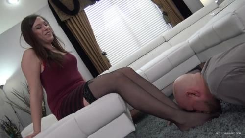 Mistress Shelby - Stocking Slaves
