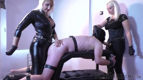 Divine Mistress Heather, Mistress Johanna - Ramming It In - Super Hd - Complete Film