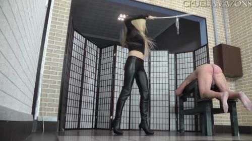 Mistress Ariel - Over A Hundred Strokes