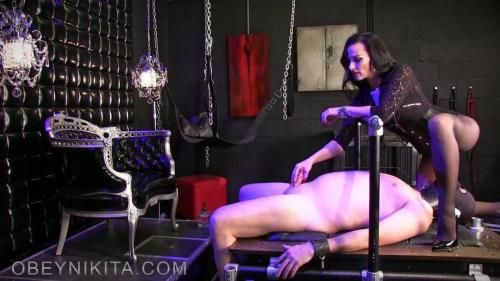 Obey Nikita - Nail Whore Gets Gagged