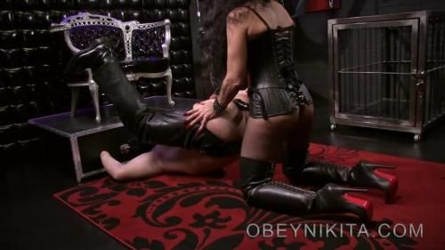 Obey Nikita - Legs Up Ass Open, Slut