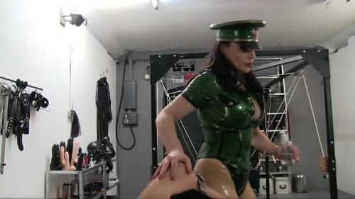 Miss Velour - Medical Restraints