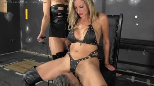 Wl1203 Chastity Smother Tease