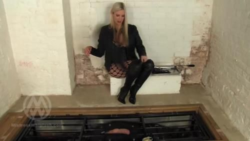 Confined Cock Torture And Whipping Wl1478