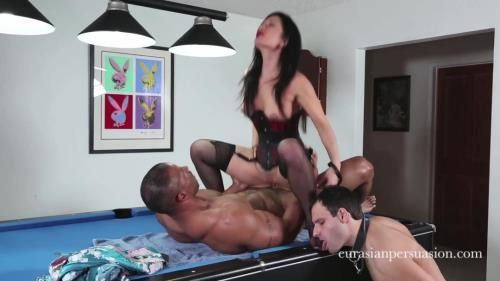 Mistress Jasmine - Cuckie Meet Pool Boy 3