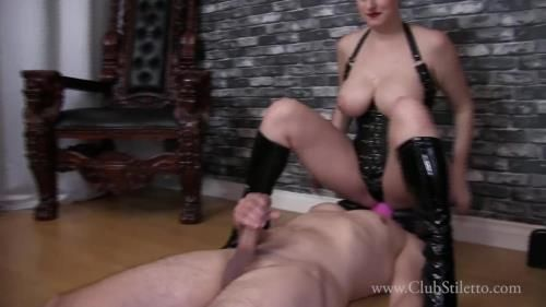 Mistress Irene - Would You Do Anything To Be Under My Ass