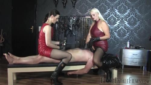 Victoria Valente, Divine Mistress Heather - Double Smother - Part 2