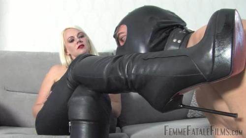Mistress Heather - First Time Busting - Part 2