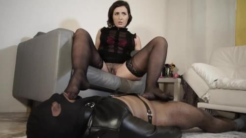Helena Price Slave Training Stockings And Feet