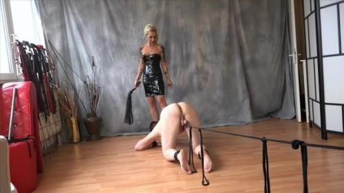Lady Jasmin - Hard Torture For 2 Slaves