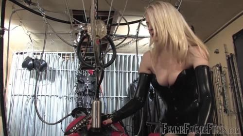 Mistress Eleise De Lacy - Drained By The Milking Machine - Super Hd - Complete Film