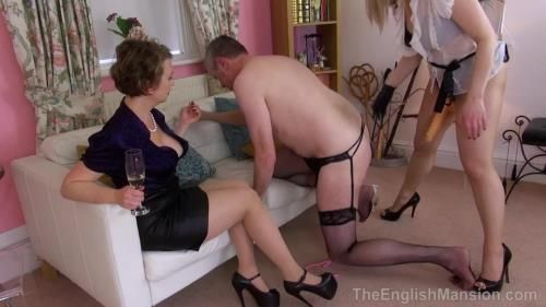 Miss Eve Harper, Mistress T - Wives Take Charge Pt2 - Complete Film