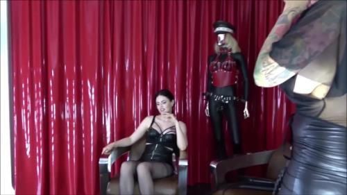Whipping Of The Bi-Slave