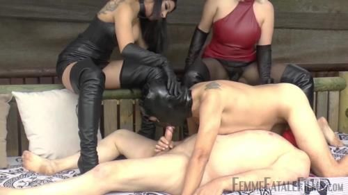 Divine Mistress Heather, Goddess Tangent - Filthy Bi Slut Training - Super Hd - Part 2