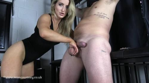 An Introduction To Ballbusting With Miss Courtney