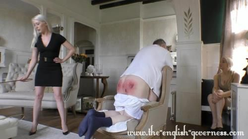 Miss Kenworthy And Miss Paris Discipline The Panty Thief - Part Three The Final Caning