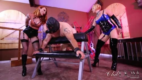 Goddess Brianna, Mistress Kendra - Beg For A Caning