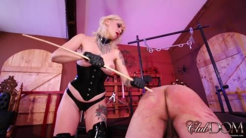 Caned For Being Pathetic - Dahlia Sky