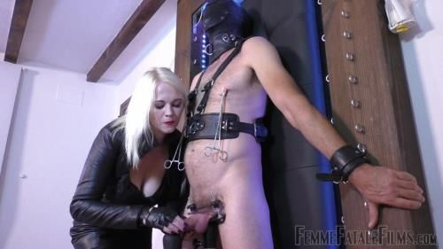 Divine Mistress Heather - Clamped For Milking - Super Hd - Part 3