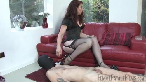 Mistress Lady Renee - Tiny Little Prick - Complete Film