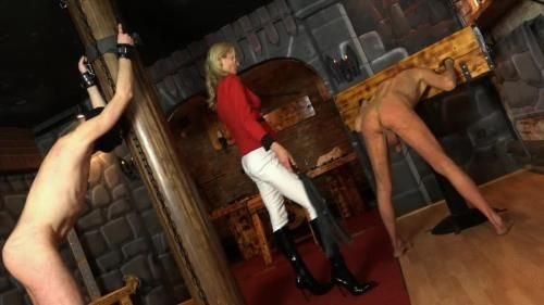 Empress Victoria - Double Punishment In The Cellar