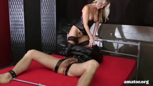 Julia Pink Along With Slave