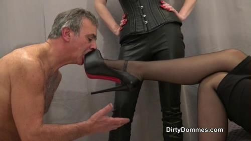 Fetish Liza, Lilse Von Hitte - Classy Stiletto Worship Part 1