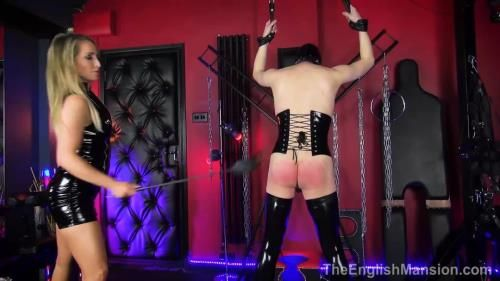 Mistress Courtney - Caught For A Caning - Part 2